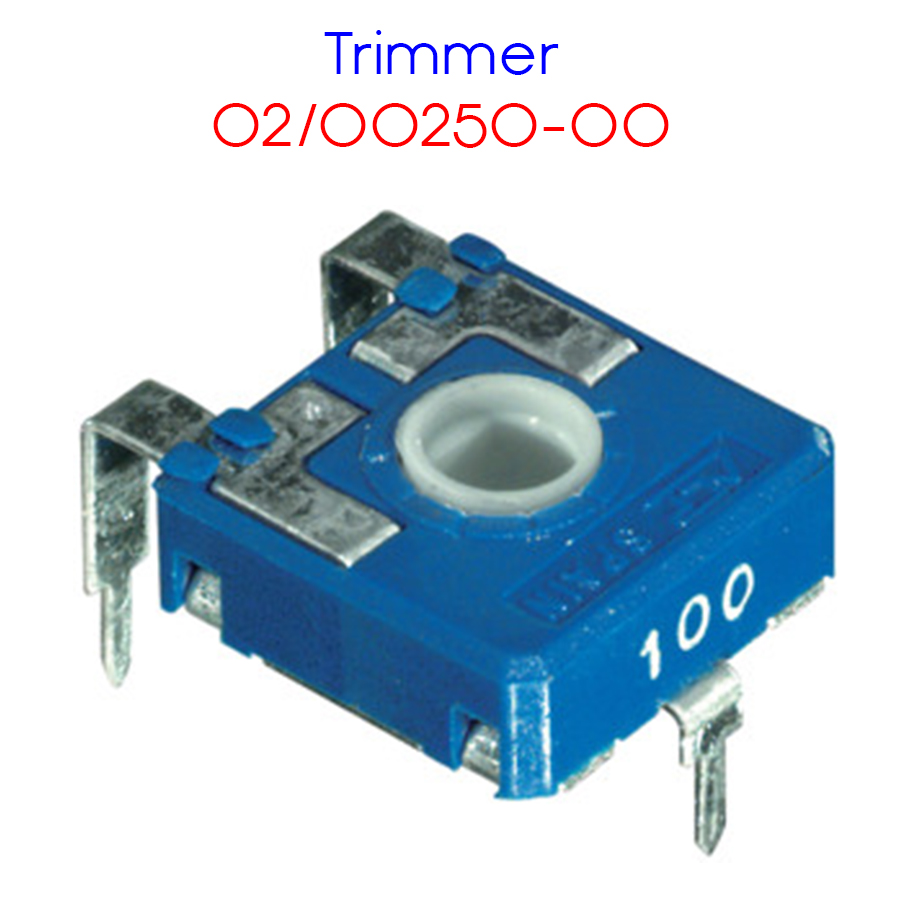 Trimmer Monogiro 02/00250-00