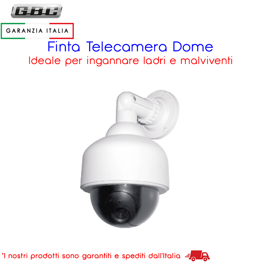 FINTA TELECAMERA SPEED DOME PTZ GBC 67375033