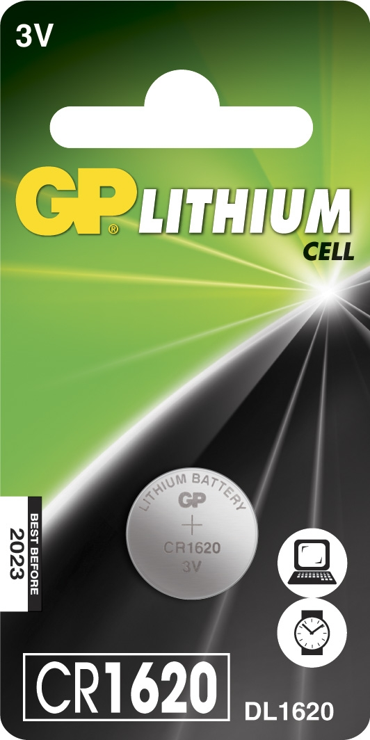 Blister Litio  GP GPCR1620-C1