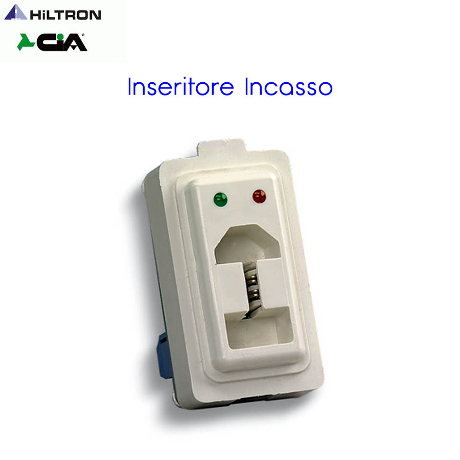 Inseritore incasso serie MAGIC CKI/M CiA