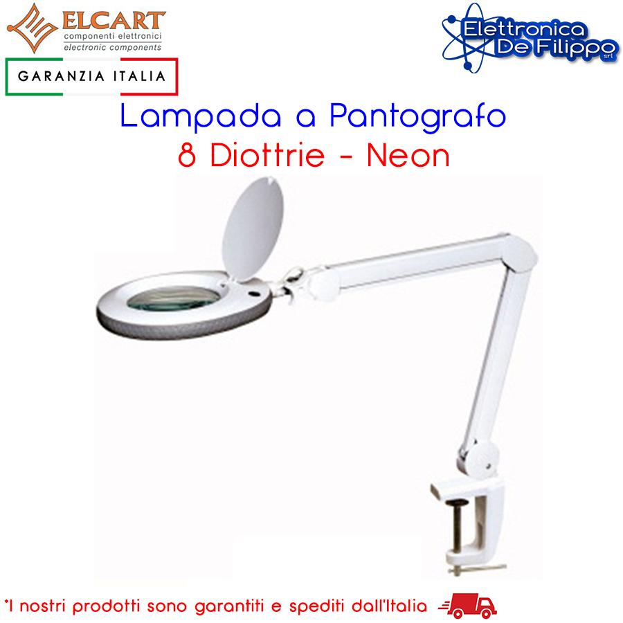 Lente di Ingrandimento per Lampada MAG-LAMP21
