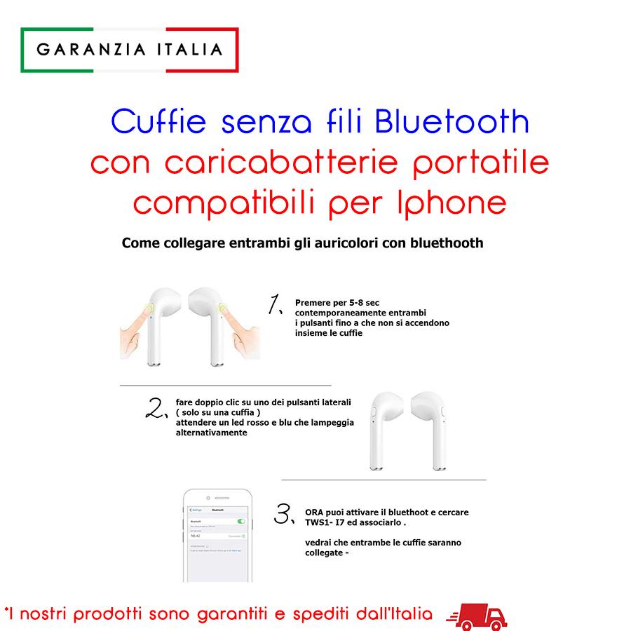 Auricolare Bluetooth 9a1707905a28