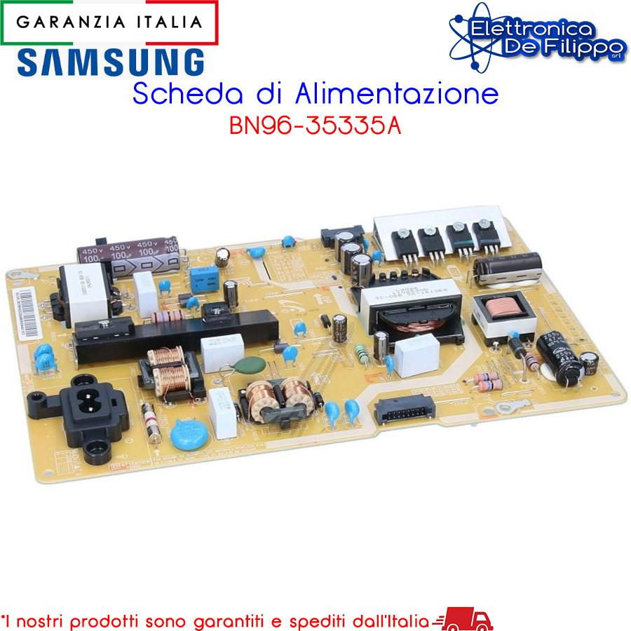 Scheda Alimentazione Ricambio Per Tv Samsung Bn96 35335a L40s5 Fhsv 40 Ebay