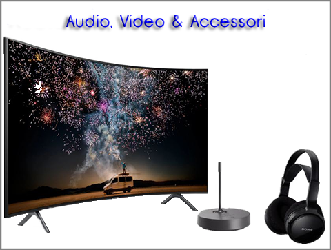 Audio & Video