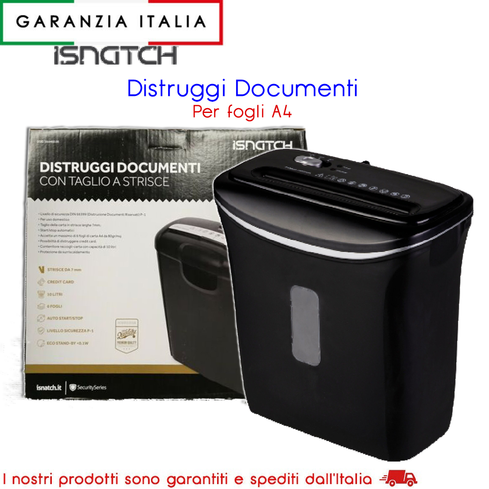 DD5006C - DISTRUGGI DOCUMENTI