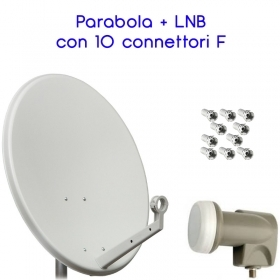 ANTENNA PARABOLA SATELLITARE D