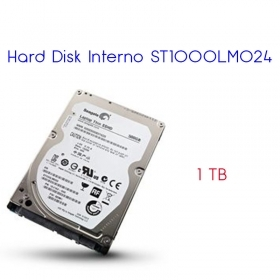 "HARD DISK INTERNO 2.5"" ST500LM024 1TB Ideale per PC PS3 PS4"