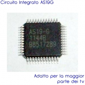 Circuito integrato AS19G per S