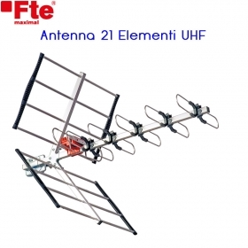 TOP21LTE Antenna 21 elem. Band