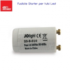 Fusibile Starter per tubi Led
