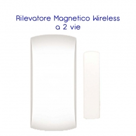 SENSORE MAGNETICO WIRELESS 2 V