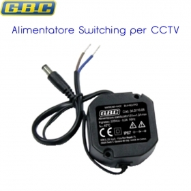 ALIMENTATORE SWITCHING 12V 1,3