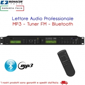 LETTORE PROFESSIONALE MP3 CON