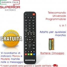 telecomando telefunken universale  488000-a022 - - Telecomandi Universali - elettronicadefilippo srl ...