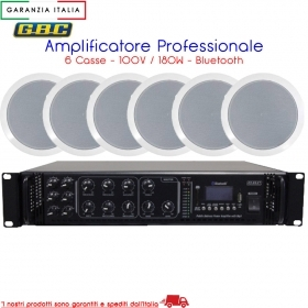 AMPLIFICATORE PROFESSIONALE 10