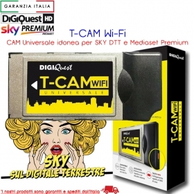 SMART CAM MEDIASET HD CAM MEDI