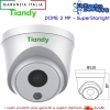TELECAMERA IR DOME SUPER STARLIGHT 2MP - Tiandy TC-C32HP