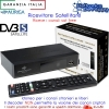 Decoder DVB-S2 Digitale Satellitare HD - funzione PVR,USB e telecomando