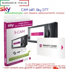 Smart Cam HD per TV Premium SK