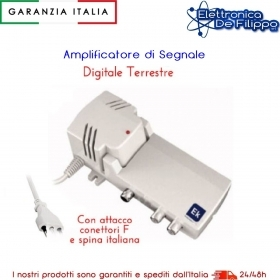 AMPLIFICATORE ANTENNA TV ALIME