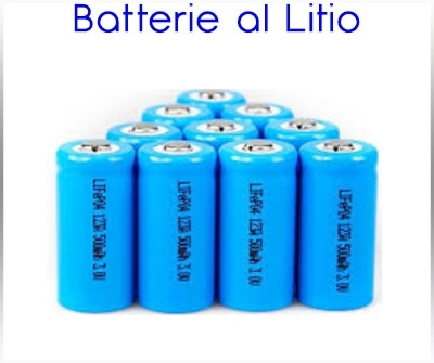 Batterie a Litio