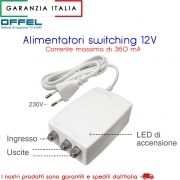 Alimentatore switching 12V 22-992
