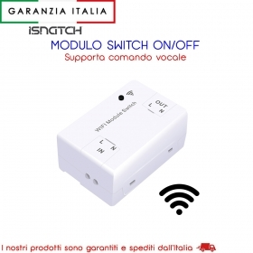 Basic Wifi Switch 2300W Wireless Interruttore Remoto