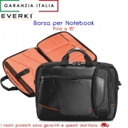 Everki Flight - Borsa per Notebook Fino a 16""