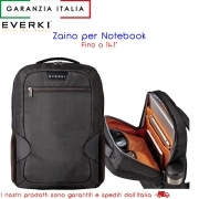 Everki Studio - Zaino per Notebook fino a 14,1-Pollici/MacBook Pro 15